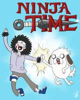 Ninja Time by ratcabob