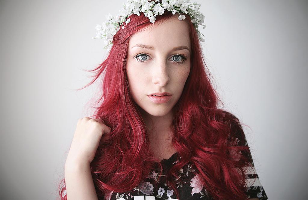 Flower Warrior by sofiawilhelmina