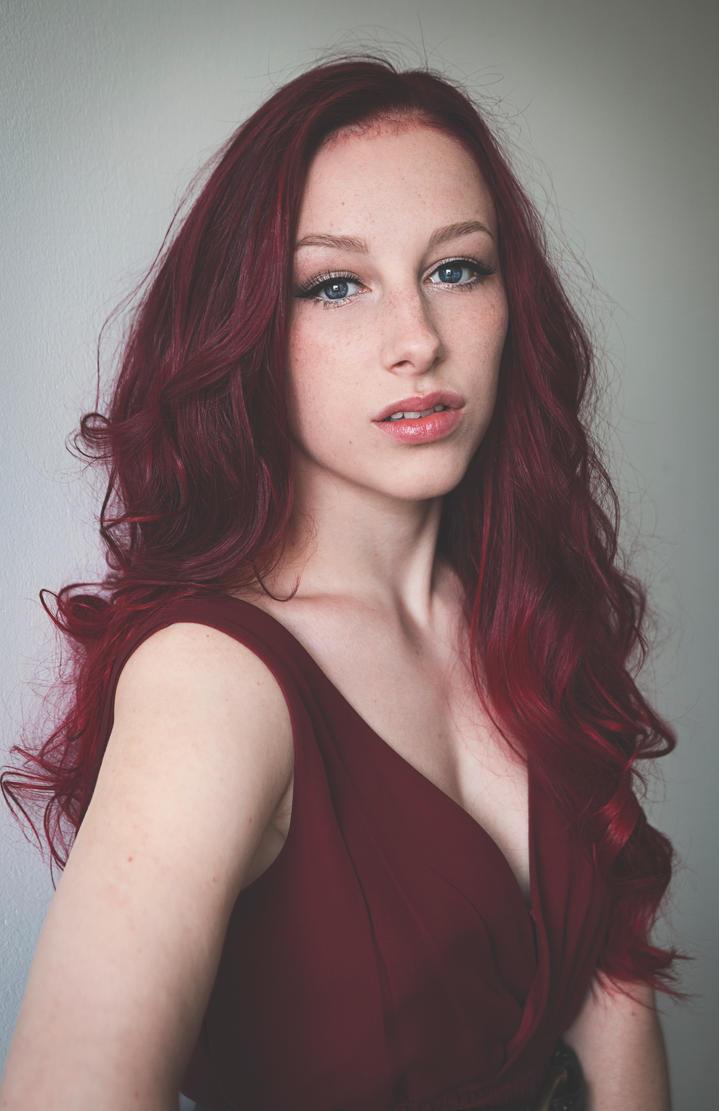 Red III by sofiawilhelmina