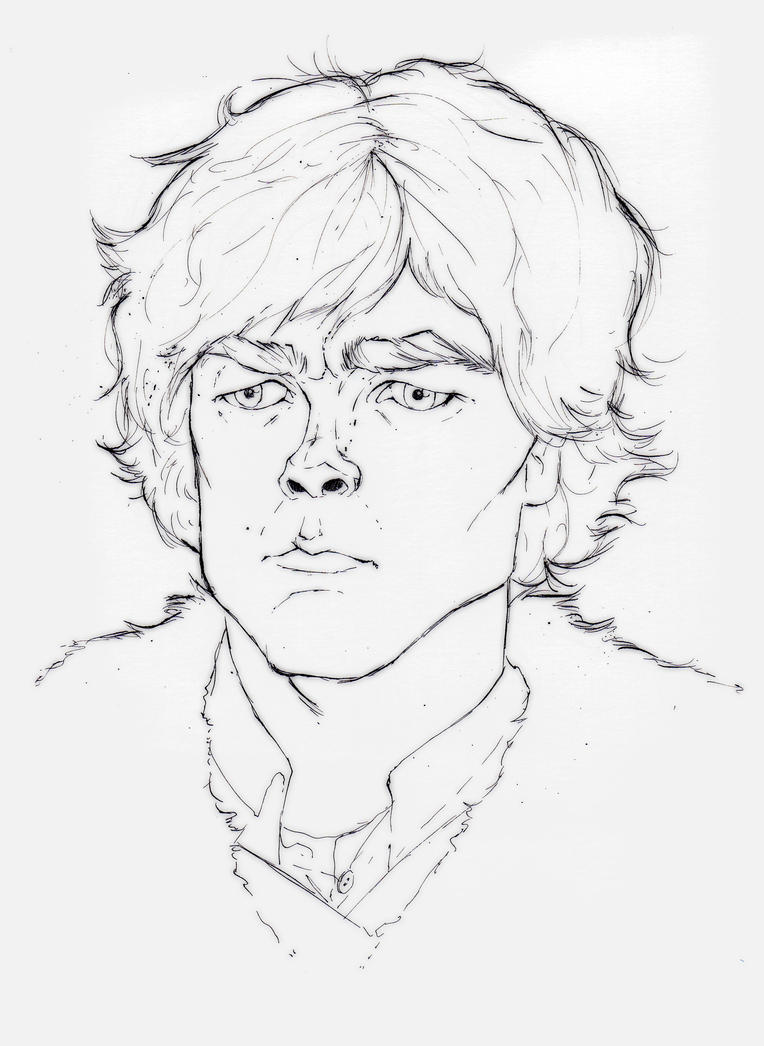 Game of Thrones Drawings Game of Thrones Tyrion by