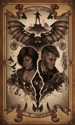 Bioshock Infinite- Will the Circle Be Unbroken by WieldstheKey