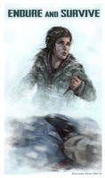 The Last of Us- Endure and Survive