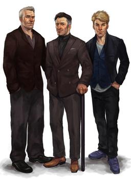 Thomas, Carson and Shane for AstridJane