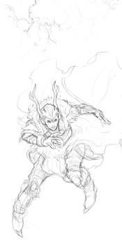 Cloud Head- Janai sketch