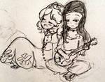 Sofia and Vivian