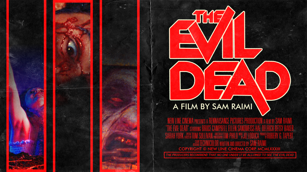 The Evil Dead 1981 Wallpaper By Smoloo56