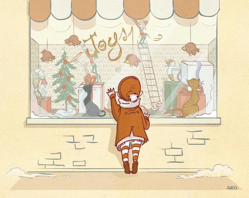A Little Holiday Magic by fyr3lyt3