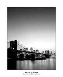 Brooklyn Bridge by guffy