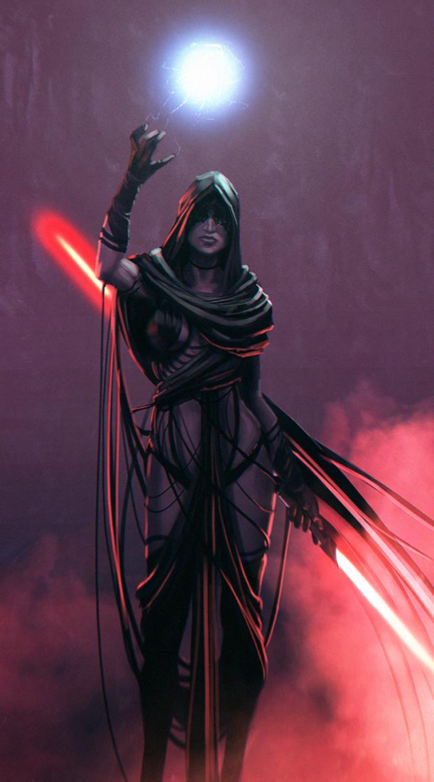 Sith Warrior by Shadzior