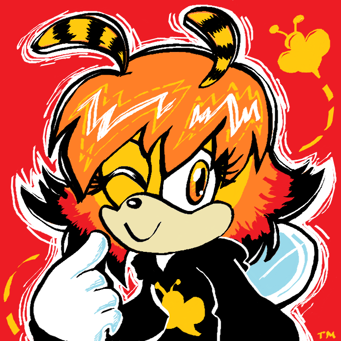 BEE happy! by sendoki