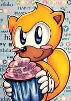 Cupcake Cutie by sendoki