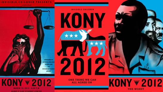 KONY 2012 by ForeverGenuine