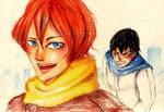 Wintery ShinAra