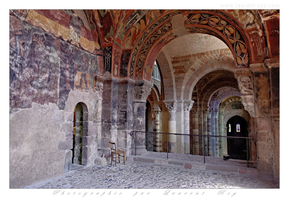 Roman Basilica of St Julien 16 by laurentroy