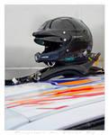 Rallycross - 048 - Helmet by laurentroy