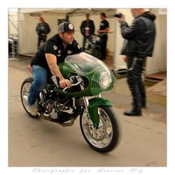 Green Ducati - 001