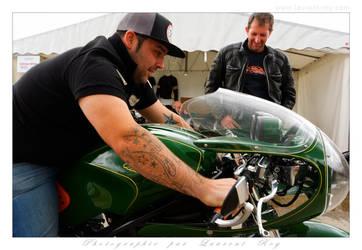 Green Ducati - 002