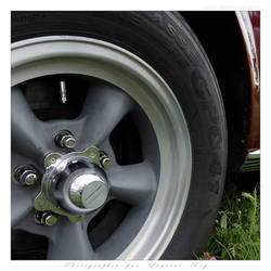 Ford Mustang - 002 - Da wheel