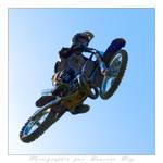 Motorbike in the sky - 008