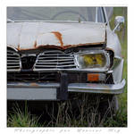 Old Renault 16 - 001 by laurentroy
