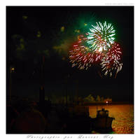 Fireworks - 006 by laurentroy