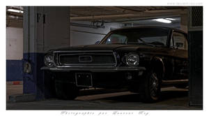 Ford Mustang - 003 by laurentroy