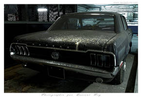 Ford Mustang - 004 by laurentroy