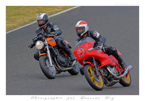 2015 CM - 010 - Ducati Triumph by laurentroy