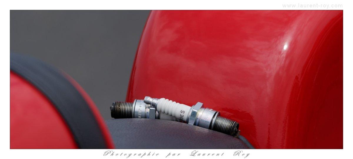 2015 CM - 031 - Honda CB450 - 003 by laurentroy