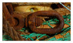 Rust, rope, and net - 001
