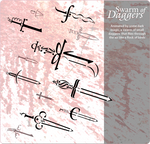 Swarm of Daggers