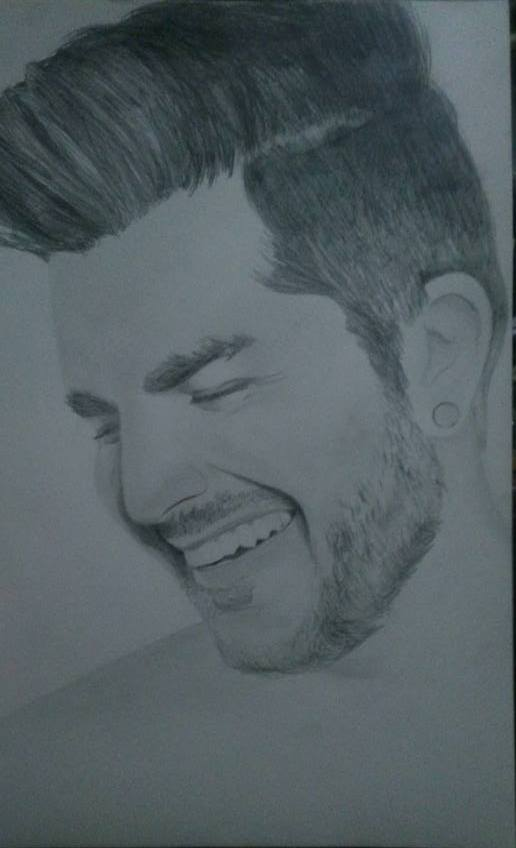 Adam Lambert by AnneWest1809