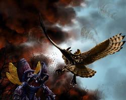 Zephyr v Pestilence WITH VIDEO by kingaby