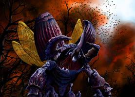 Pestilence by kingaby