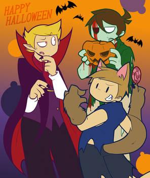 Halloween Neighbors