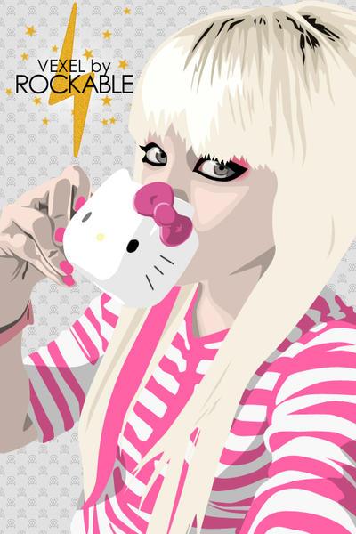 Dakota Rose Vexel by rockable