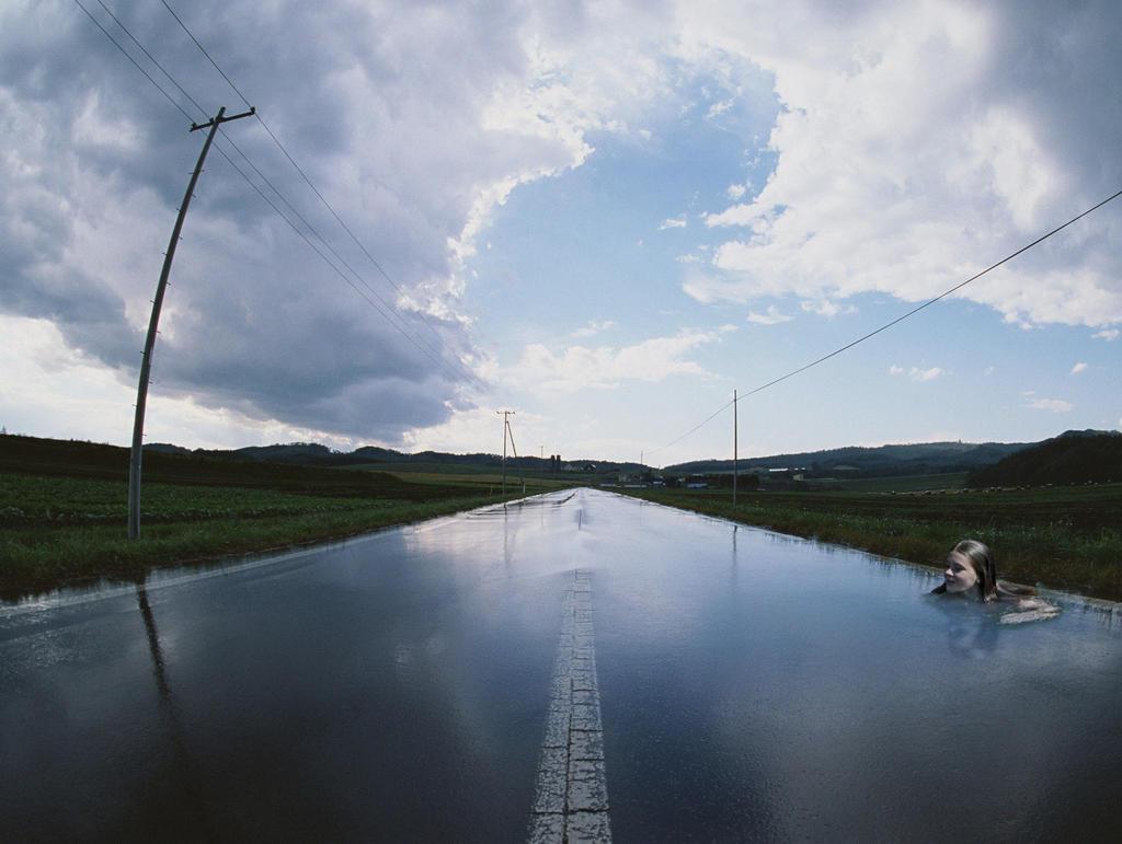 Wet-road2 by DinSpeedtune