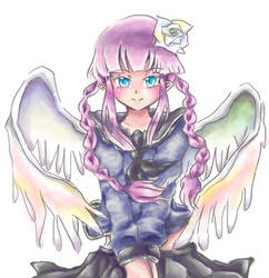 angel... by Moneyfunny