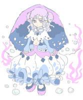 sketch jellyfish? by Moneyfunny