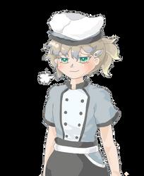 character design3eq- little chef