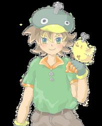 character design- engine+boy
