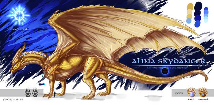 WIP Alina Ref