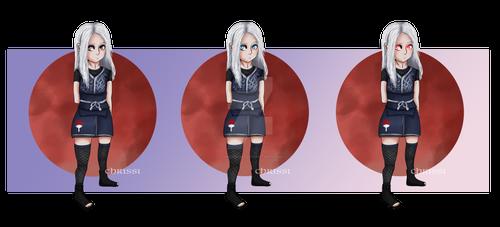 Naruto: Kazumi all Versions