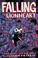 Falling for Lionheart cover