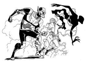 Doom Patrol by iliaskrzs