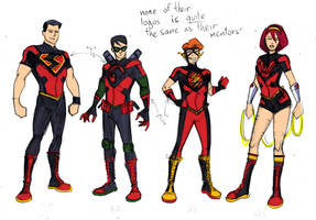 Teen Titans costume 3 by iliaskrzs