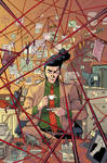 DIRK GENTLY spoon too short #1 cover