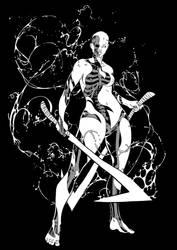 Skeletal t-shirt