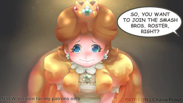 Daisy's invitation