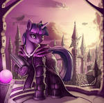 Char Design: Archmage Twilight